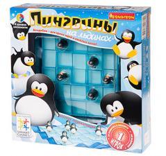 Настольная игра Пингвины на льдинах Bondibon (головоломка)
