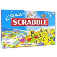 Настольная игра Скрэббл Джуниор/Scrabble Junior