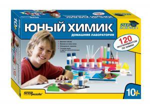 Домашняя лаборатория Юный химик
