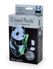 Crystal Puzzle Панда 3Д пазл
