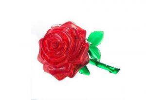 Crystal Puzzle Роза Красная 3Д пазл