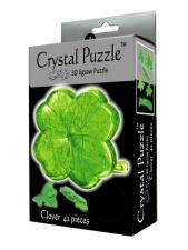 Crystal Puzzle Клевер 3Д пазл