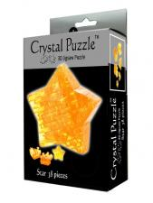 Crystal Puzzle Звезда 3Д пазл