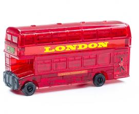 Crystal Puzzle Лондонский Автобус 3Д пазл