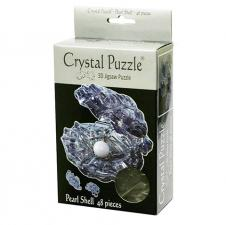 Crystal Puzzle Жемчужина Чёрная 3Д пазл