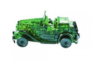 Crystal Puzzle Автомобиль Зелёный 3Д пазл