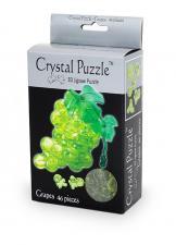 Crystal Puzzle Виноград Зелёный 3Д пазл