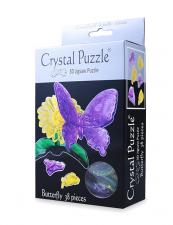 Crystal Puzzle Бабочка 3Д пазл