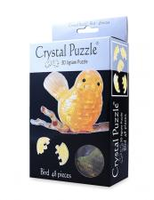 Crystal Puzzle Птичка 3Д пазл