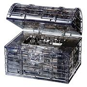 Crystal Puzzle Сундук Пиратский 3Д пазл