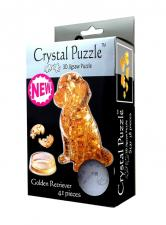 Crystal Puzzle Лабрадор 3Д пазл