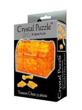 Crystal Puzzle Сундук 3Д пазл