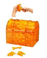 Crystal Puzzle Сундук 3Д пазл