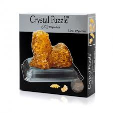 Crystal Puzzle Лев 3Д пазл