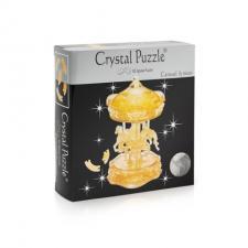Crystal Puzzle Золотая Карусель 3Д пазл
