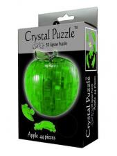 Crystal Puzzle Яблоко Зеленое 3Д пазл