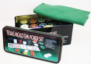 Покер 200 фишек