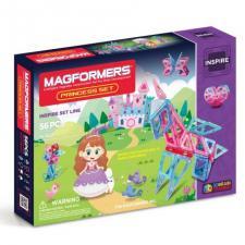 Магнитный конструктор Магформерс Magformers Princess set