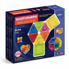 Магнитный конструктор Магформерс Magformers Window Basic 30 set