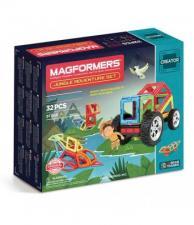 Магнитный конструктор Магформерс Magformers Jungle Adventure set