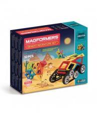 Магнитный конструктор Магформерс Magformers Desert Adventure set