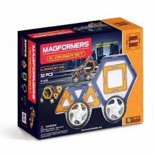 Магнитный конструктор Магформерс Magformers XL Cruisers set Машины