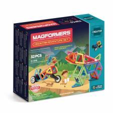 Магнитный конструктор Магформерс Magformers Mountain Adventure set