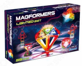 Магнитный конструктор Магформерс Magformers Lighted set