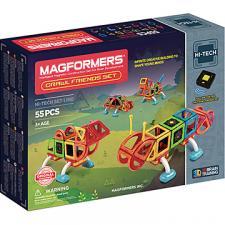 Магнитный конструктор Магформерс Magformers Crawl Friends set