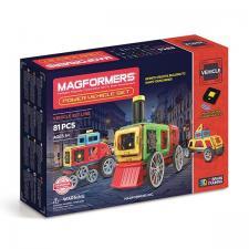 Магнитный конструктор Магформерс Magformers Power Vehicle set