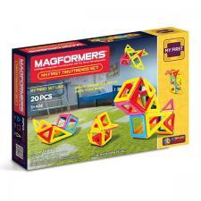 Магнитный конструктор Магформерс My First Magformers Tiny Friends set