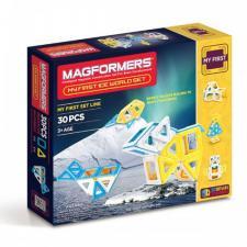 Магнитный конструктор Магформерс Magformers My First Ice World set