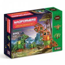 Магнитный конструктор Магформерс Magformers Walking Dinosaur set