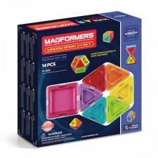 Магнитный конструктор Магформерс Magformers Window Basic 14 set