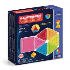 Магнитный конструктор Магформерс Magformers Window Solid 14 set