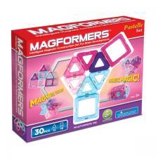 Магнитный конструктор Магформерс Magformers  Pastelle 30 Set