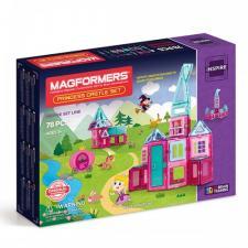 Магнитный конструктор Магформерс Magformers Princess Castle set