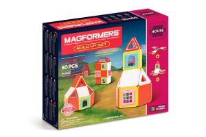 Магнитный конструктор Магформерс Magformers Build Up set