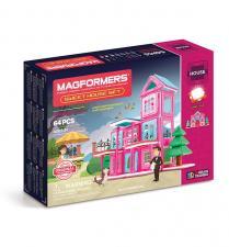 Магнитный конструктор Магформерс Magformers Sweet House set