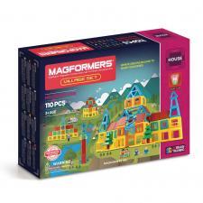 Магнитный конструктор Магформерс Magformers Village Set