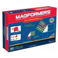 Магнитный конструктор Магформерс Magformers PYTHAGORAS MATH Set