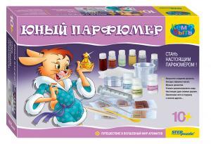 Юный парфюмер
