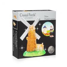 Crystal Puzzle Мельница 3Д пазл