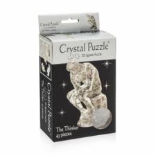 Crystal Puzzle Мыслитель 3Д пазл