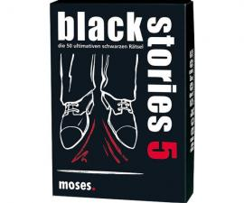 Настольная игра Темные истории 5 Black Stories 5