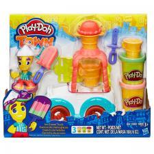 Грузовичок с мороженым Play-Doh Hasbro