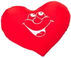 Сердце 40х35 см Подушка антистресс