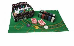 Покер 200 фишек с номиналом