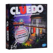 Настольная игра Hasbro Клуэдо Cluedo