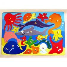 Магнитная рыбалка-мозаика Океан Крона